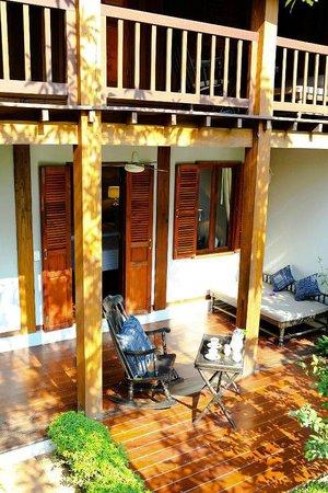 Burasari Heritage : Deluxe Balcony/Terrace