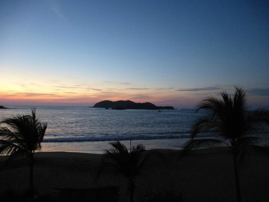 Club Med Ixtapa Pacific: Club Med Ixtapa view of beach