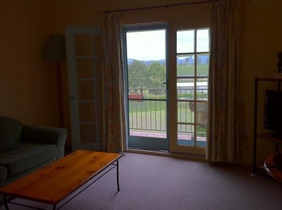 Villa Provence: lounge room