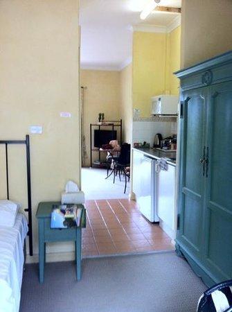 Villa Provence: room