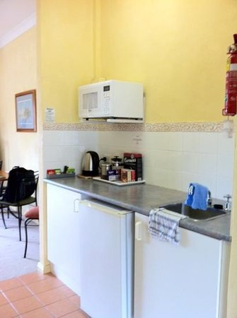 Villa Provence: kitchenette