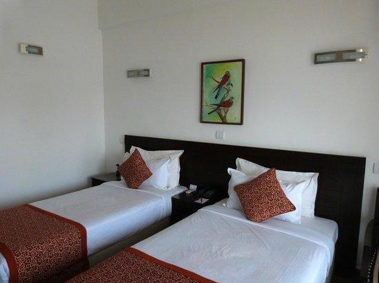 ووترفرونت ريزورت: The bedroom 