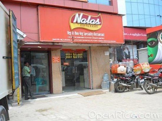 Nalas Appakadai Chennai Madras 6 7 Sri Muthu Krishnan