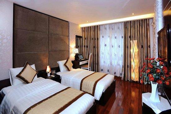 Hanoi Victory Hotel : Family room