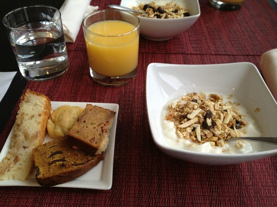 Olea Hotel: Breakfast