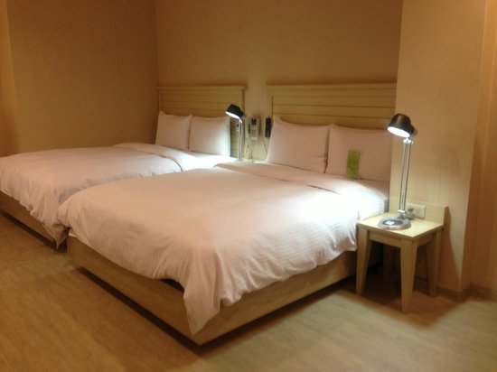 Kindness Hotel - Xiongzhong: Comfortable beds