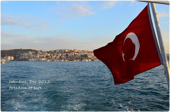 Bosphorus Cruise: Nice !