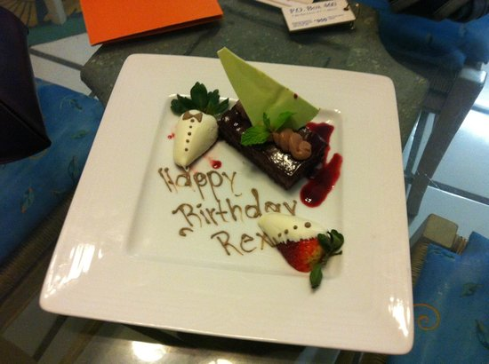 Pueblo Bonito Rose: Happy Birthday Rex!!