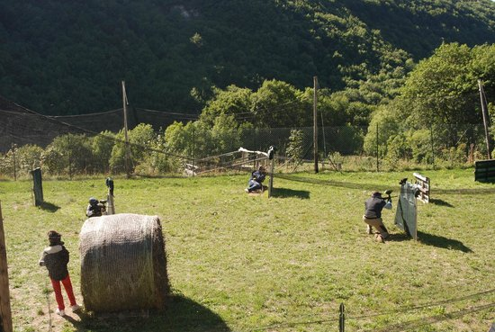 Paintball Val Fiastrone