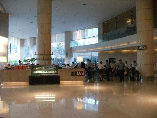 Courtyard Mumbai International Airport: lobby