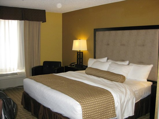 La Quinta Inn & Suites Hot Springs : Room
