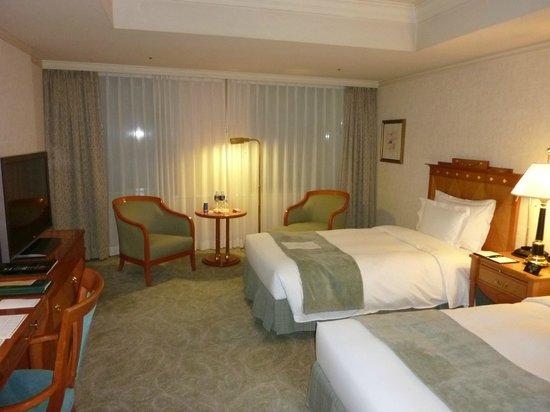 Nagoya Marriott Associa Hotel: 清潔な客室