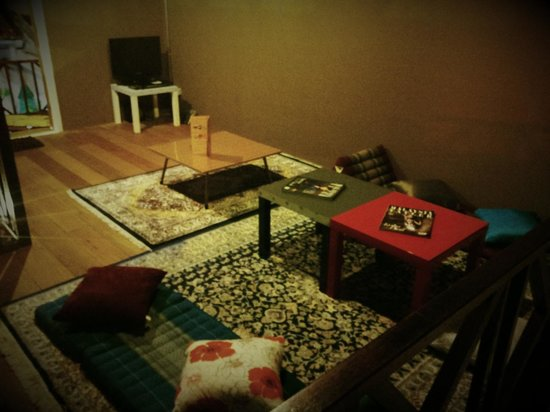 Malaccafe : movie room