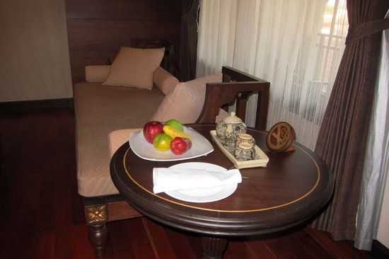 Siripanna Villa Resort & Spa: The other side of room