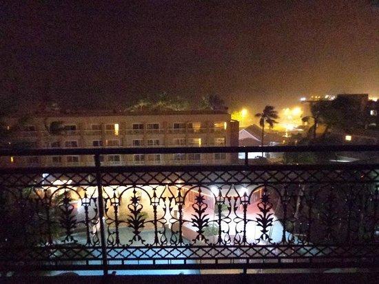 Nouvata: wild night weather