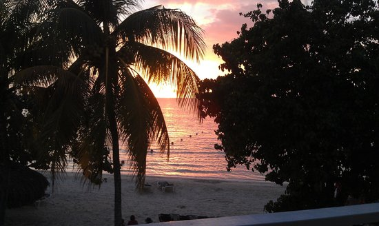 Azul Sensatori Jamaica: the best sunsets ever