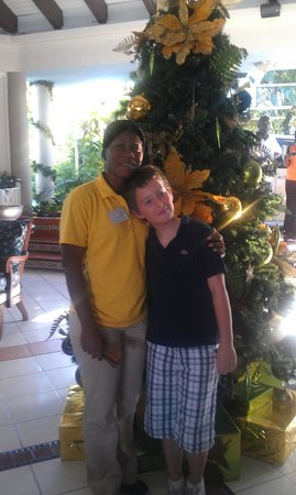 Azul Beach Resort Sensatori Jamaica by Karisma: Vanessa - Kids Club director