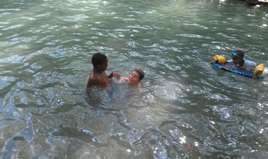 Azul Beach Resort Negril by Karisma: YS waterfall natural pool