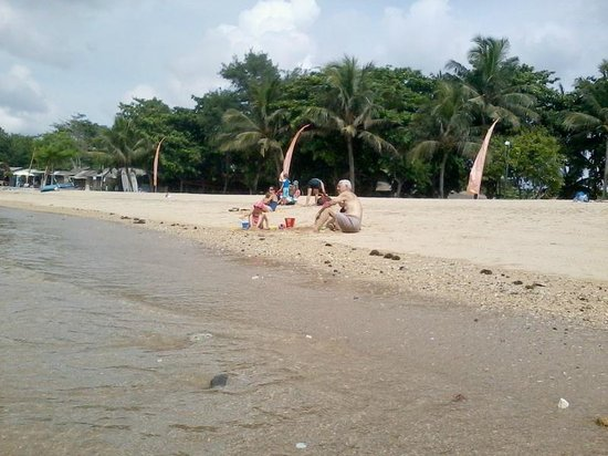Mercure Resort Sanur: Calm Nice Clean Beach Area