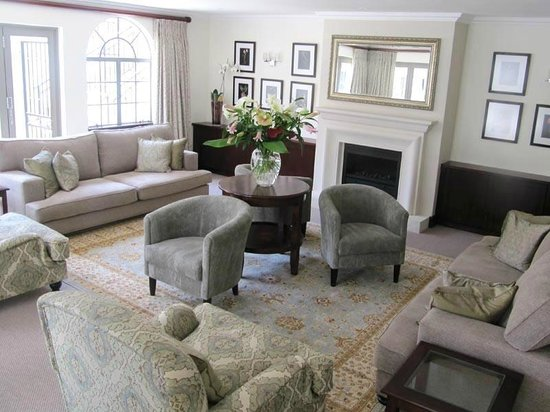 The Syrene Boutique Hotel : Our Lounge