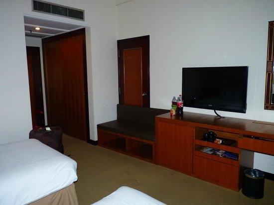 Village Hotel Bugis by Far East Hospitality: The room