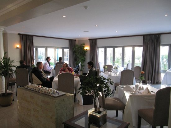 The Syrene Boutique Hotel : The Elm Tree Restaurant