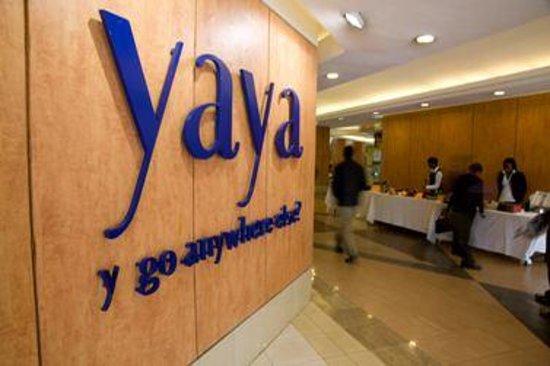 Yaya Centre: y go anywhere else?
