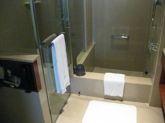 サン ワン台北レジデンス(神旺商務酒店), 大きな浴槽