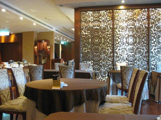 サン ワン台北レジデンス(神旺商務酒店), 2階のラウンジ、朝食会場にもなります