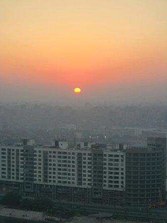 Hilton Cairo Zamalek Residences: sunrise
