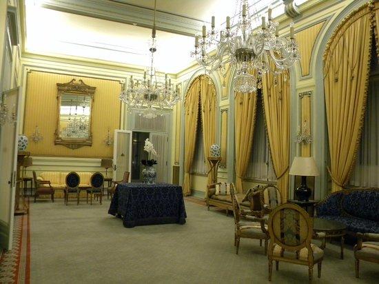 Hotel Avenida Palace: salon 