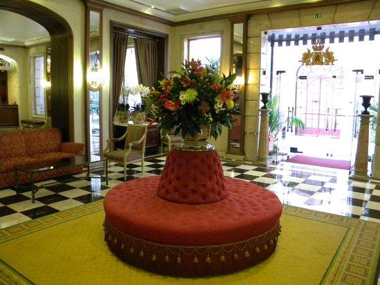 Hotel Avenida Palace: hall