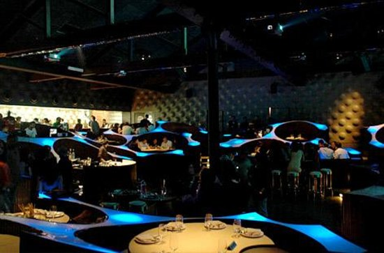 The Blue Frog Club Mumbai Bombay Restaurant Reviews