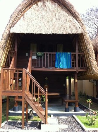 Dream Beach Kubu: bungalow
