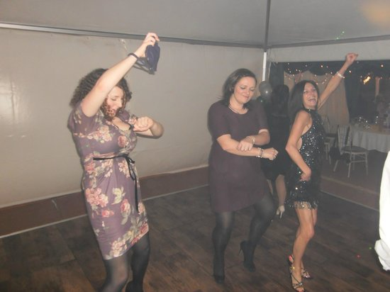 The Lion: Dancing the night away