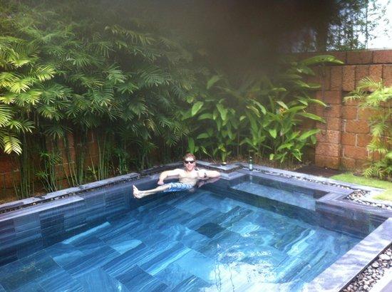 Fusion Maia Da Nang: Our private pool