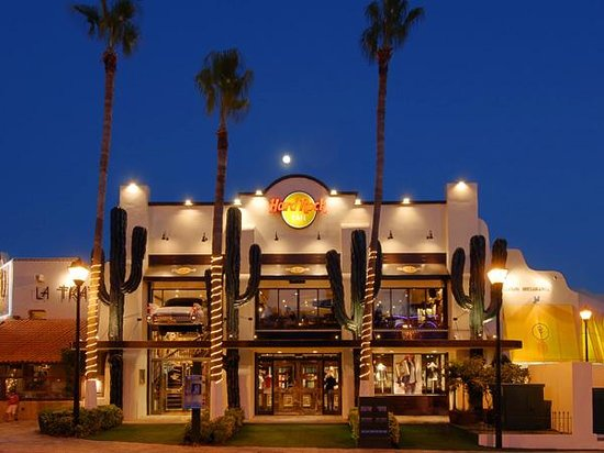 Hard Rock Cafe Hotel San Diego California