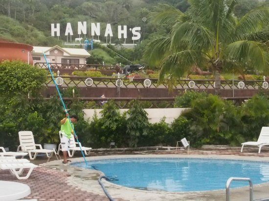 Hannah's Beach Resort and Convention Center