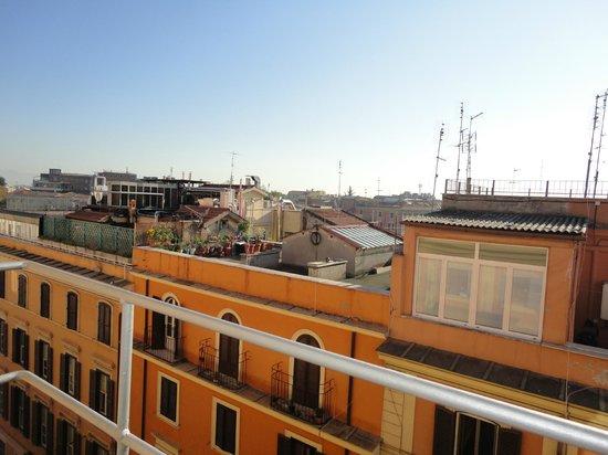 Bon Ton Suite Roma: mirada desde la habitacion