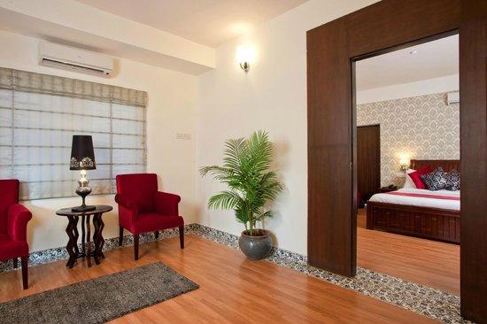 Orchid Suites: Suite Room