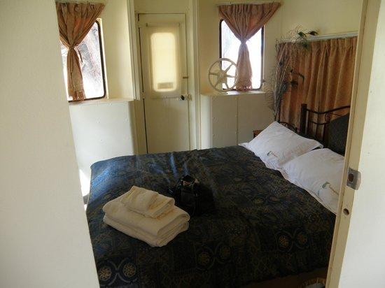 Codrington Gardens: main bedroom