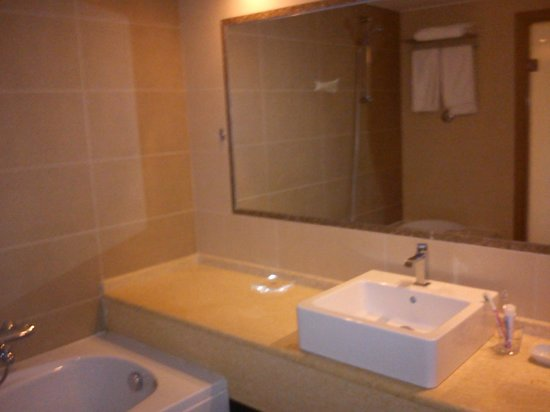 Valis Resort: Bathroom
