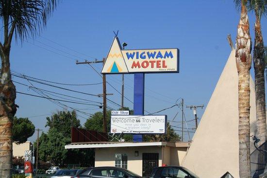 Wigwam Motel: Wigwam