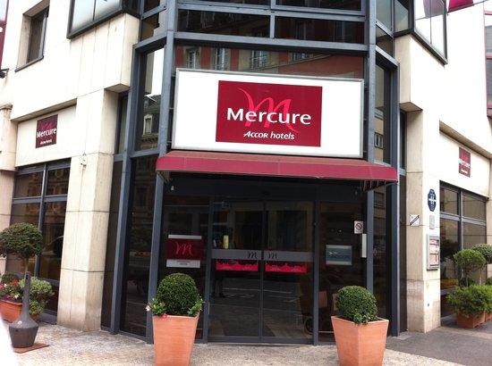 Mercure Strasbourg Centre : Mercure Strasbourg