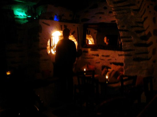 Pirate Bar Paros: lovely winter time