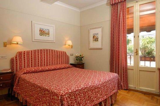 Hotel Due Torri: Particolare di una camera