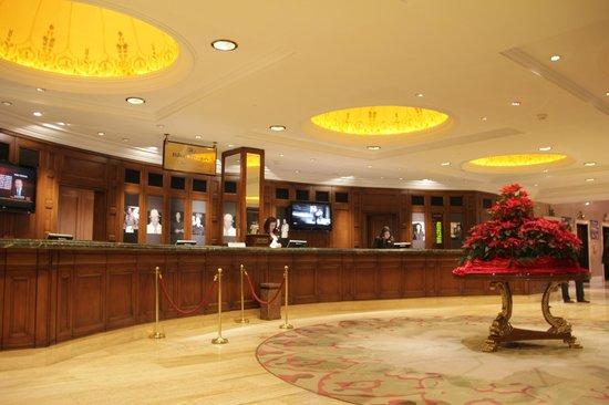 Hilton Istanbul Bosphorus: Лобби