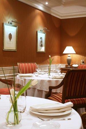 Restaurante Quixote: Intimate dinner
