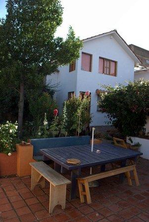 La Selenita: Garden