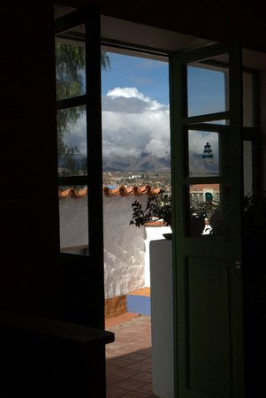La Selenita: From the dining room